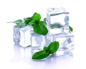 Кубики льда из отвара