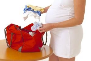 Конец срока беременности