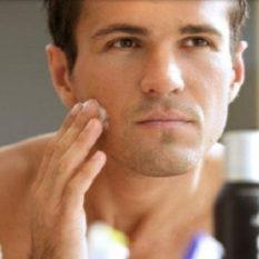 Процесс бритья