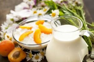 Молоко и ромашка для бровей