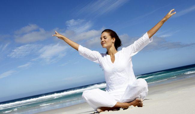 Медитация у моря