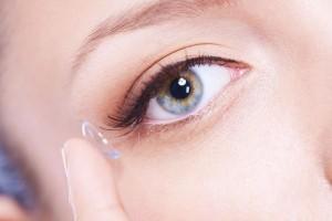 Контактная линза для глаз
